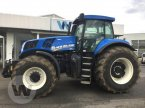 Traktor des Typs New Holland T 8.420 AC in Bützow