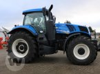 Traktor des Typs New Holland T 8.380 AC in Bützow