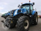 Traktor des Typs New Holland T 8.360 in Jördenstorf