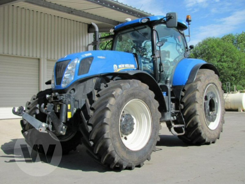 Bild New Holland T 7.270 AC