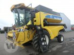 Mähdrescher des Typs New Holland CS 520 in Niebüll
