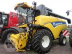 Mähdrescher des Typs New Holland CX 5090 in Niebüll