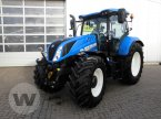 Traktor des Typs New Holland T 6.180 Active EC TierIVb in Börm