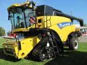 New Holland CR 9090 Elevation SCR Raupe Al Mähdrescher