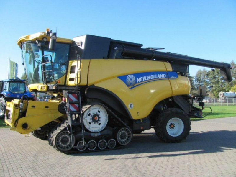 Bild New Holland CR 9090 Elevation SCR Raupe